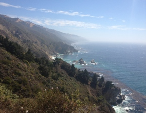 Big Sur scenic view